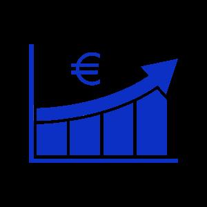 Piktogramm#18 - Wirtschaftlichkeit steigern