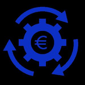 Piktogramm#20 - Prozesskosten senken